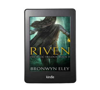 Riven on Kindle