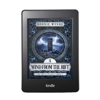 A Wind From The Rift - Kindle