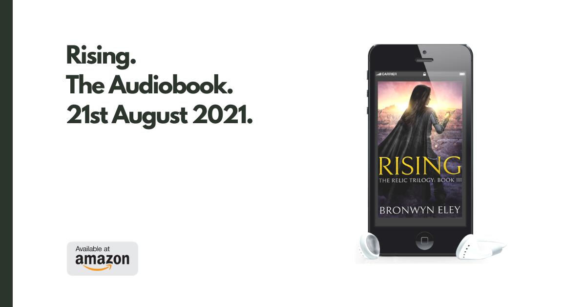Rising Launch Audiobook